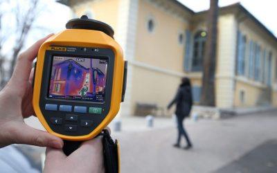La surveillance par caméra thermique ?